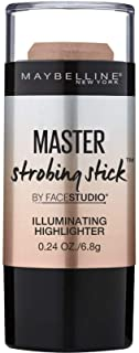 Maybelline New York Master Strobing Stick Iluminador Tono:200 Medium - 9 g