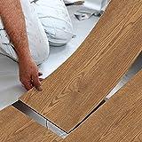 Pegatinas autoadhesivas con efecto de madera, pegatinas para azulejos gruesos resistentes al agua extraíbles para la renovación de muebles de gabinetes de apartamentos comerciales Dormitorio Baño - EW