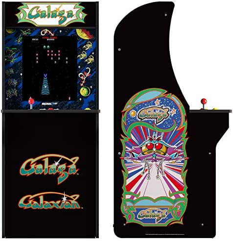 Arcade1Up Galaga Classic 2 In 1 Game Home Arcade 4Ft product image