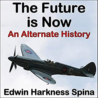 The Future Is Now audiobook cover art