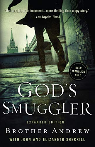 God's Smuggler by [Brother Andrew, John Sherrill, Elizabeth Sherrill]