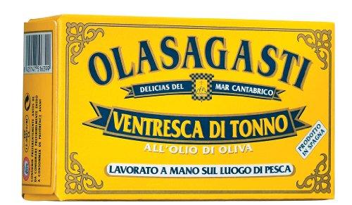 Olasagasti Thunfischbauchfleisch, Ventresca in Olivenöl