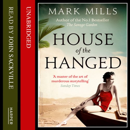 House of the Hanged audiobook cover art