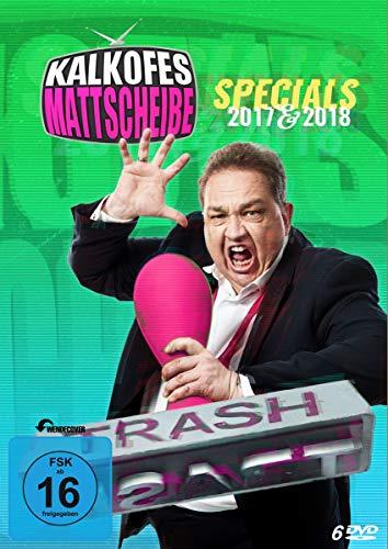 Kalkofes Mattscheibe - Specials 2017 & 2018 [6 DVDs]