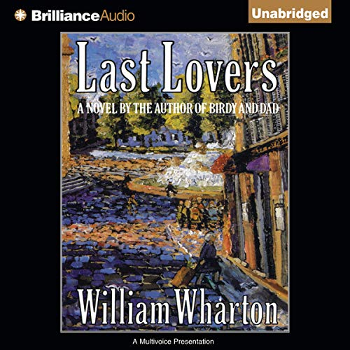 Last Lovers audiobook cover art