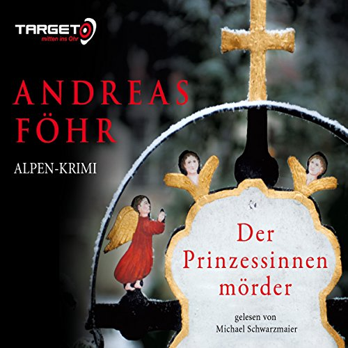 Der Prinzessinnenmörder audiobook cover art