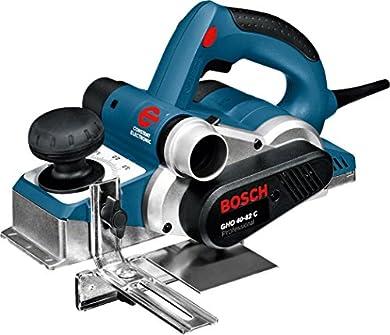 Foto di Bosch Professional 060159A760 GHO 40-82 C Pialletto, 2000 W, 240 V, Blu/Rosso, 82 mm