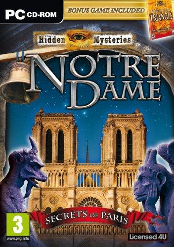 Hidden Mysteries Notre Dame - Secrets in Paris (windows CD) [Edizione: Regno Unito]