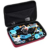Aproca Hard Storage Carrying Case for Lego Boost Creative Toolbox 17101 Fun Robot Building Set and Educational Coding Kit (Red)