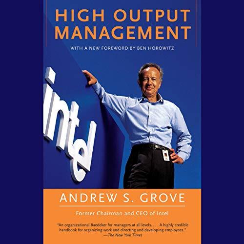 High Output Management Titelbild