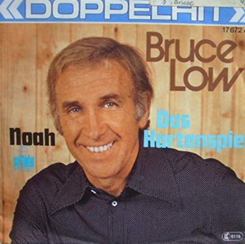 Bruce Low - Noah / Das Kartenspiel - Ariola - 17 672 AT