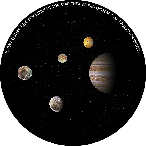 Jovian System - disc for Uncle Milton Star Theater Pro/Nashika NA-300 Planetarium