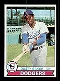 1979 Topps #562 Dusty Baker Los Angeles...