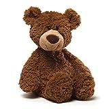 GUND Pinchy Brown Smiling Teddy Bear Plush Stuffed Animal, 17'