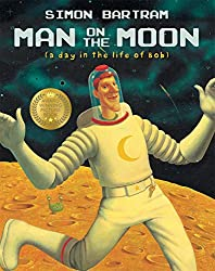 The Man on the Moon, by Simon Bartram
