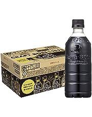 サントリー クラフトボス ブラック ラベルレス コーヒー 500ml ×24本
