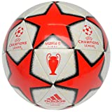 adidas 2019 champions league madrid calcio finale professional europa tournament ball adulti bianco rosso taglia 5