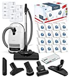 Miele Complete C3 Cat and Dog Canister HEPA Canister Vacuum Cleaner with SEB228 Powerhead Bundle -...