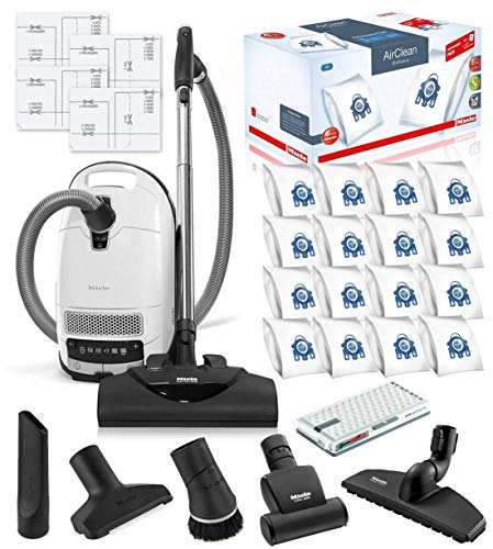 Miele Complete C3 Cat and Dog Canister HEPA Canister Vacuum Cleaner