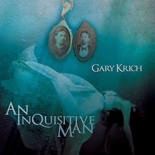 An Inquisitive Man audiobook cover art