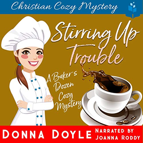 Stirring Up Trouble cover art