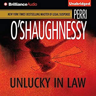 Unlucky in Law audiobook cover art