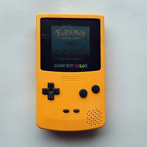Game Boy - Gerät Color Gelb [Edizione: Germania]