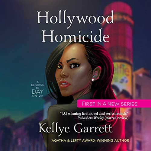 Hollywood Homicide audiobook cover art