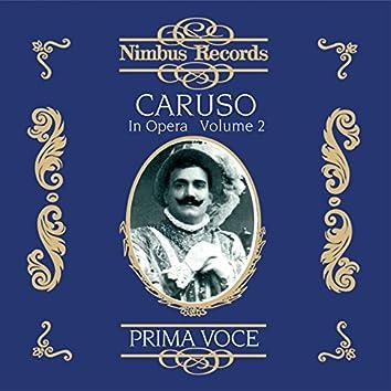 Caruso in Opera, Vol. 2