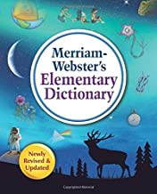 Merriam-Webster's Elementary Dictionary, New Edition, 2019 Copyright Pdf