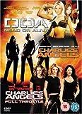 Charlie's Angels/Charlie's Angels 2/Doa - Dead Or Alive [DVD] by Jaime Pressly