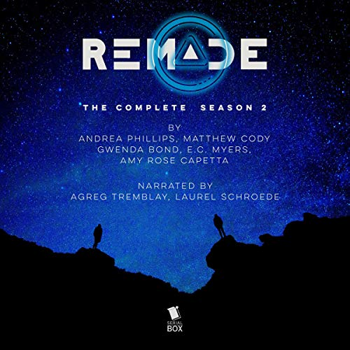 ReMade: The Complete Season 2 audiobook cover art