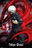 Close Up Tokyo Ghoul Poster Ken Kaneki (61 cm x 91,5 cm)
