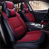 GQCZD-11 Autositzbezug,Sitzbezügeset,Sitzauflage,Autositz, Autositzbezüge, 5 Sitzplätze...