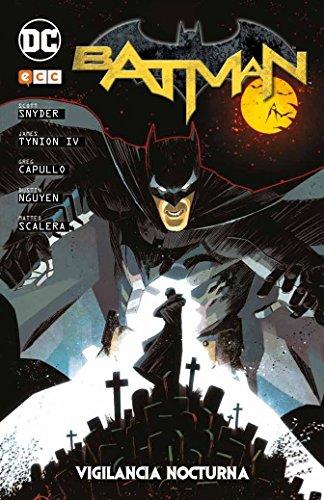 Batman de Snyder y Capullo 5: Vigilancia Nocturna