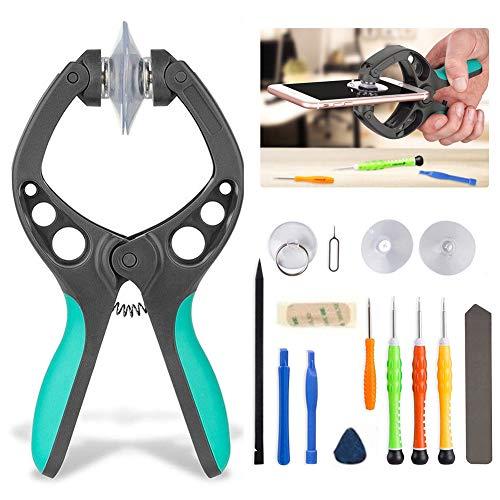 zNIgHT reparatie schoon gereedschap | 14 Stks Telefoon Scherm Opening Pry Schroevendraaier Reparatie Gereedschap Kit voor iPhone X/8/7/6, OneSize, OneColor