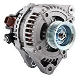 DB Electrical VND0294 Remanufactured Alternator Compatible with/Replacement for IR/IF 12-Volt 130 Amp 3.3L 3.3 Lexus RX330 04 05 06 2004 2005 2006 AL3315X, 104210-3480