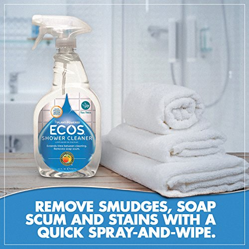 Earth Friendly Shower cleaner