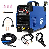 Tig Welder, 200 Amp HF (110V&220V) Dual Voltag TIG/Arc Stick Portable Welding Machine,2-in-1 Inverter Welder,2 Years Manufacturer's Warranty