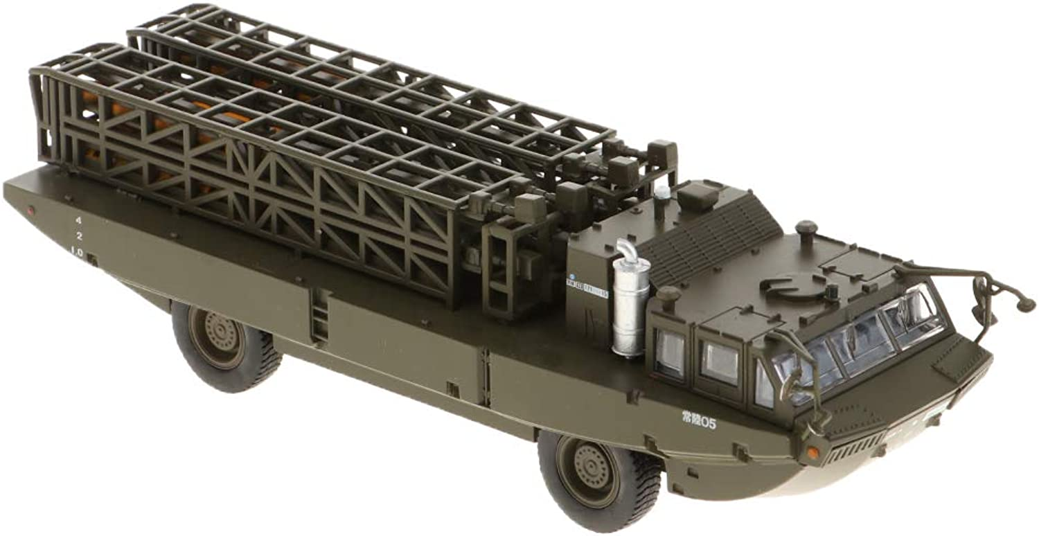 Baosity 1 72 Simulation Japan 94 Type Water Mine Laying Device Tank Model Toy Vehicles Destroyer