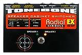 Tonebone Cabbone EX Guitar Effects Switcher - Black