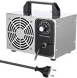 Sawera Generador de Ozono portátil O3 Generador de Ozono purificador de Aire Ozono Máquina de Ozono + Acero Inoxidable