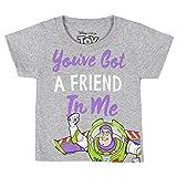 Toy Story You've Got a Friend in Me - Buzz Lightyear - Grey (4T)