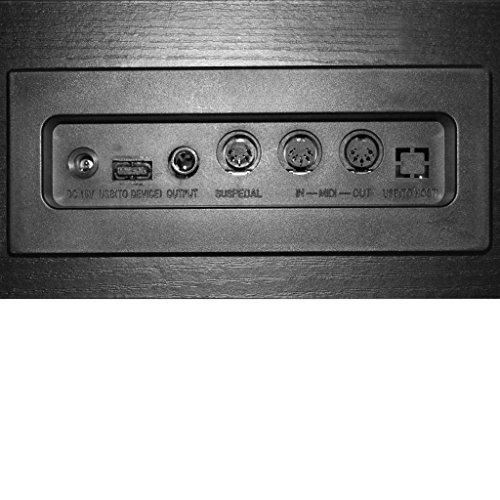 vidaXL Klassische Elektro 88-Tasten Digital Piano E-Piano Keyboard Klavier Notenablage - 3