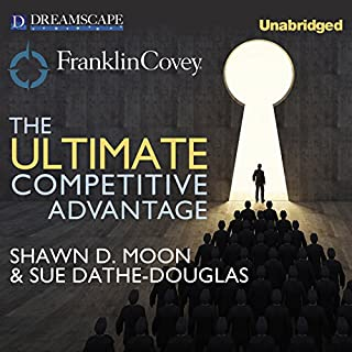 The Ultimate Competitive Advantage cover art