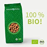 Mundo Feliz Rohe Haselnüsse aus Bio-Anbau, 2 x 500 g