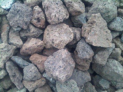 Vertiflower 5 kg Pierres de lave 40-150 mm - Barbecue / Gril / BBQ