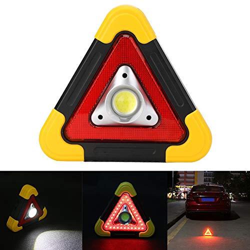 Luces de advertencia intermitentes aver/ías luz intermitente de seguridad en carretera riesgos de carretera y agua luces LED de carretera de emergencia para accidentes de tr/áfico