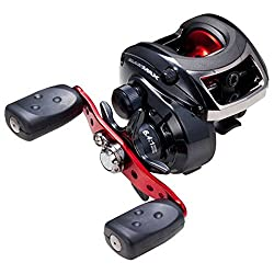 Best Baitcasting Reel Abu Garcia Black Max Low Profile Baitcast Reel