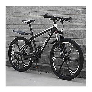 51rUhrtfIPL. SS300 GWL Bici Pieghevole, Bike Unisex-Adult, Sport all'Aria Aperta in Acciaio al Carbonio MTB Bicicletta, Cerchio in Alluminio, Bici della Città